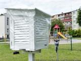 Nowe ogródki meteorologiczne przy dwóch bielskich szkołach podstawowych