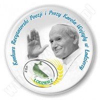 Łodzierz. Konkurs recytatorski pamięci Jana Pawła II
