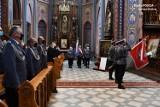 Dąbrowa Górnicza: uczcili pamięć policjantów zamordowanych i pogrzebanych w Miednoje