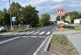 Sławno: GDDiA dotrzymała obietnicy - przeniesiono przejście dla pieszych [ZDJĘCIA] na ul. Koszalińskiej
