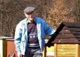 Zakochany w pszczelarstwie -  piękne wspomnienie Emila Boniarczyka, cenionego pszczelarza