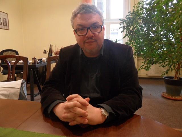 Bytom: Leszek Jodliński, dyrektor Muzeum Górnośląskiego