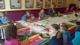 Biblioteka w Budzyniu zorganizowała wielkanocne warsztaty dla dzieci [FOTO]