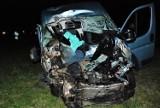 Tczew: policja wyjaśnia okoliczności wczorajszego wypadku na A1