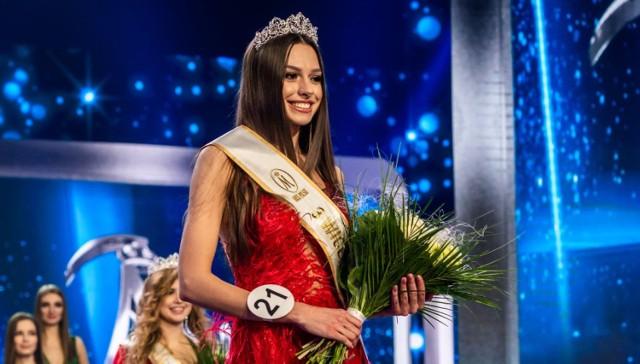 Wybory Miss Polski 2020 za nami. Jak wypadła Dominika Wójcik z Moszczenicy?