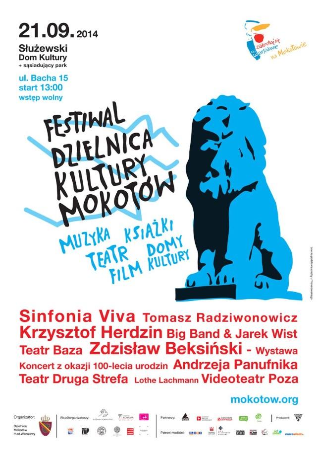 Festiwal kultury na Mokotowie ożywi dzielnicę