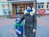 Najmłodsi uczniowie wrócili do szkoły