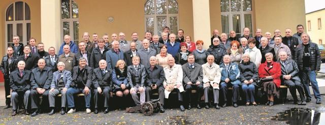 Artylerzyści spotkali się w Pleszewie