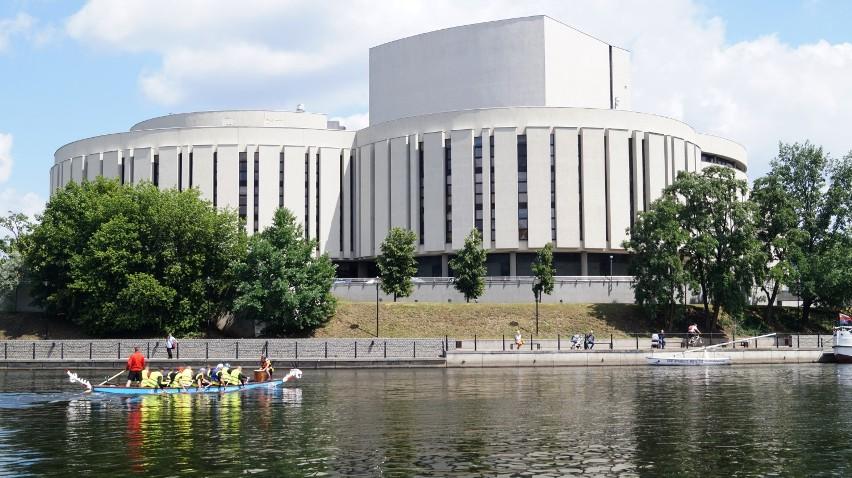 Ster na Bydgoszcz 2016. Smocze łodzie ścigały się na Brdzie! [zdjęcia, wideo]