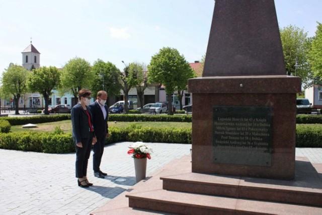 W Książu Wlkp. również uczcili 75. rocznicę zakończenia II Wojny Światowej