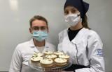 """Uczennice jarosławskiego """"spożywczaka"""" z sukcesami na krakowskim konkursie kulinarnym [ZDJĘCIA]"""