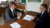Prezydent Częstochowy spotkał się ze Zbigniewem Bońkiem