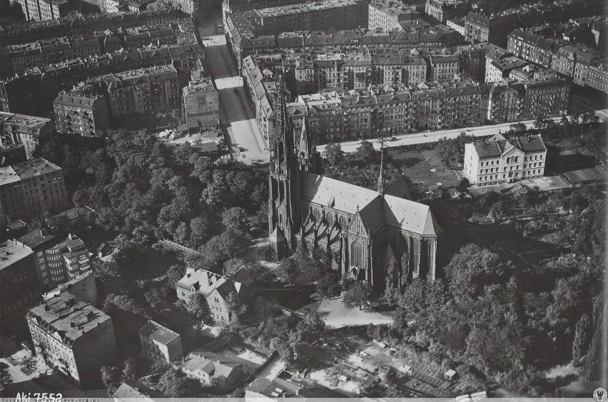 Lata 1920-1938 , Kościół św Michała, ul. Prusa
