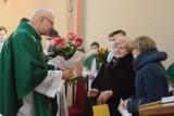 Proboszcz parafii w Grocholicach-Bełchatowie odchodzi. Dziś parafianie pożegnali ks. Ireneusza Sikorę