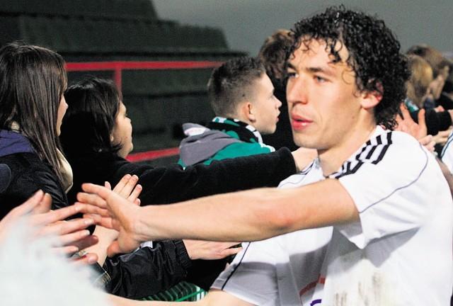 Jakub Tosik jest pierwszym piłkarzem GKS, który zdecydował się odejść