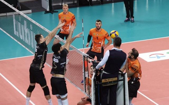 Trefl Gdańsk wygrał do tej pory sześć z ośmiu meczów ligowych