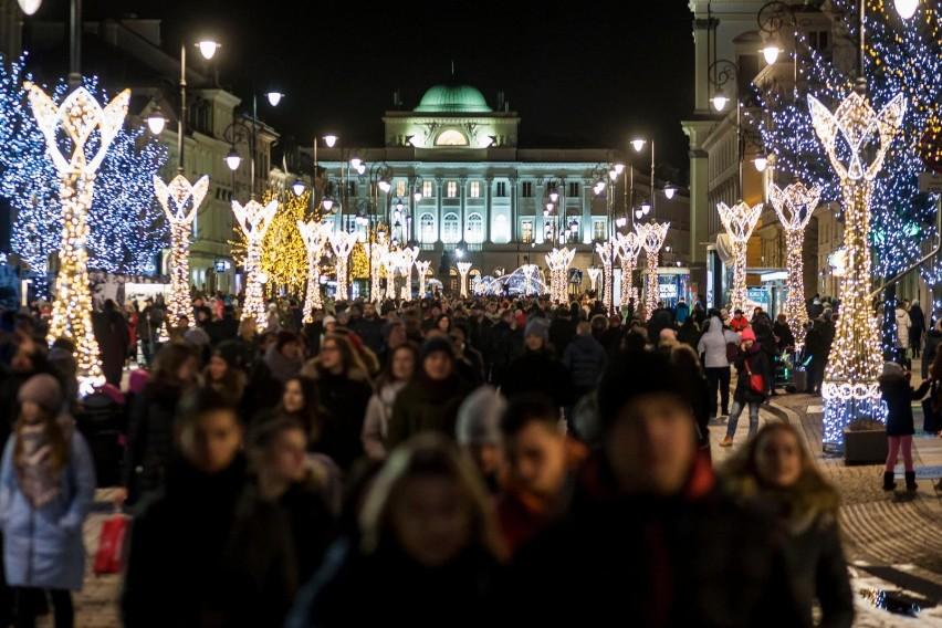 święta Warszawa 2018 życzenia Na święta I Sylwestra