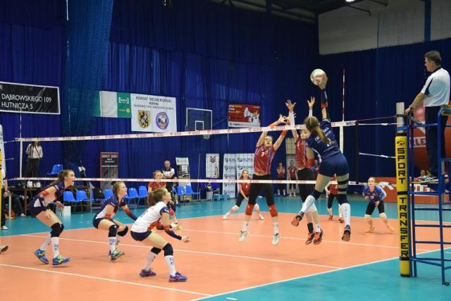 II-ligowe siatkarki Dargfila grają w Tomaszowie Maz., w hali SP 10