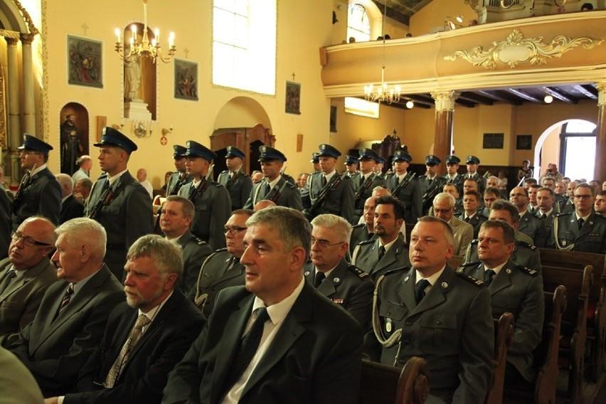 Sępólno Krajeńskie: Święto Policji 2014 [ZDJĘCIA]