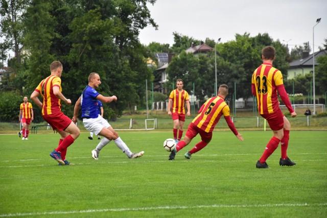 Zdjęcia z meczu Pałuczanka Żnin - Sadownik Waganiec.