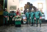 Piekary Śląskie: figura św. Barbary przetransportowana na powierzchnię. To była historyczna chwila