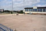 """Trwa budowa kompleksu boisk sportowych przy jędrzejowskiej """"czwórce"""". Jak idą prace? (WIDEO, ZDJĘCIA)"""