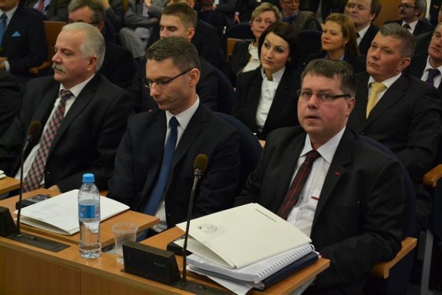 Artur Gawroński jako pierwszy opuścił klub Prawa i Sprawiedliwość