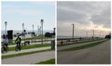 Nowe latarnie w Gdyni przypominają szubienice? Niektórym mieszkańcom kojarzą się jednoznacznie. A Wam się podobają?