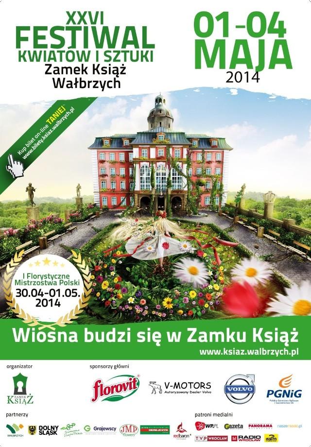 Festiwal Kwiatów i Sztuki 2014