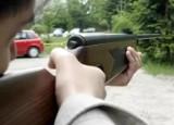 22-latek oślepił strzałem z wiatrówki zduńskowolanina ZDJĘCIA