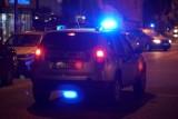 """Międzychód. Zadał się """"pod prąd"""" ulicą 17 Stycznia w samym centrum miasta i uszkodził trzy inne auta. Okazało się, że był kompletnie pijany"""