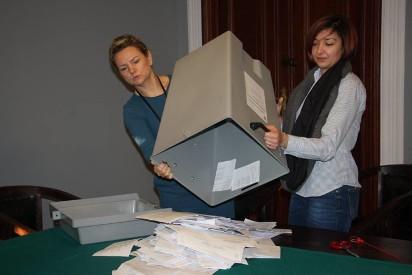 Powiat Września: Koniec głosowania w budżecie obywatelskim. Trwa liczenie głosów.
