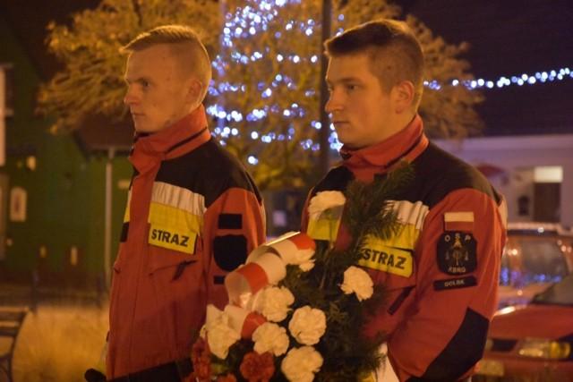 27 grudnia 2019: W Dolsku uczcili pamięć o Powstańcach Wielkopolskich
