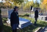 Grób Leona Woźnicy w Głuchołazach. Społecznie zadbali o grób powstańca śląskiego. I o jego pamięć