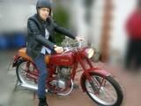 Remontuje, odnawia, przywraca dawny blask. Sławomir Knappe z Kowalewa daje nowe życie starym motocyklom
