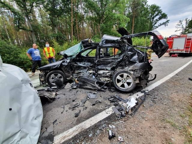 26 sierpnia 2020. 23-letni mieszkaniec gminy Kwidzyn zginął w wypadku samochodowym na drodze krajowej nr 55, na trasie Kwidzyn - Sztum. Kierując seatem stracił panowanie nad autem, zjechał na przeciwny pas ruchu i na łuku drogi zderzył się z nadjeżdżającym z naprzeciwka dostawczym iveco.