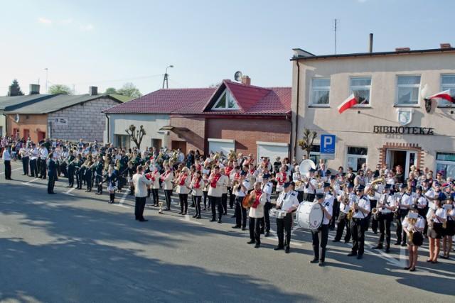 Piotrków Kuj. - festiwal orkiestr dętych