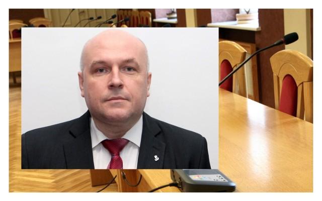 Radny Arkadiusz Goszka po 15 latach opuścił szeregi Platformy Obywatelskiej