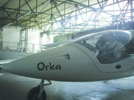 Orka powstała w niecałe dwa lata. fot. TOMASZ WOLFF