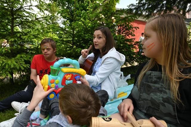 Zobaczcie, jak świetnie bawiły się dzieci z SOSW w Żaganiu