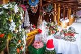 Kiermasz Bożonarodzeniowy w Kraśniku. Sprawdź co możesz kupić przed świętami na kraśnickim rynku (ZDJĘCIA)