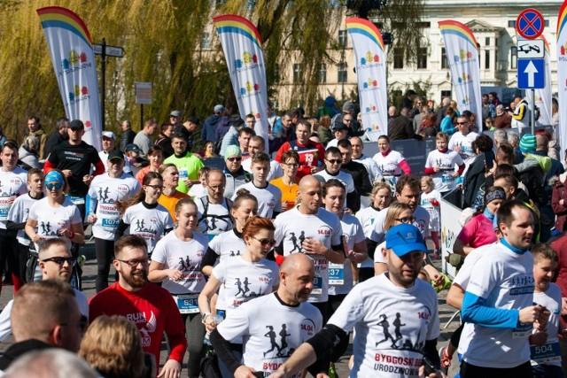 Bydgoski Bieg Urodzinowy to popularna impreza dla wszystkich, bowiem na pięciokilometrowej trasie w centrum Bydgoszczy spotkają się zarówno doświadczeni biegacze, jak i debiutanci