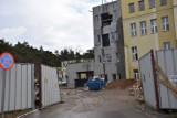 Wiadomo co z rozbudową i modernizacją szpitala w Wągrowcu. Znany jest termin zakończenia robót