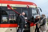 Kolejny gdański tramwaj zyskał patronkę. Tym razem jest nią Wanda Szczepuła, pierwsza kobieta-profesor w dziejach Politechniki Gdańskiej