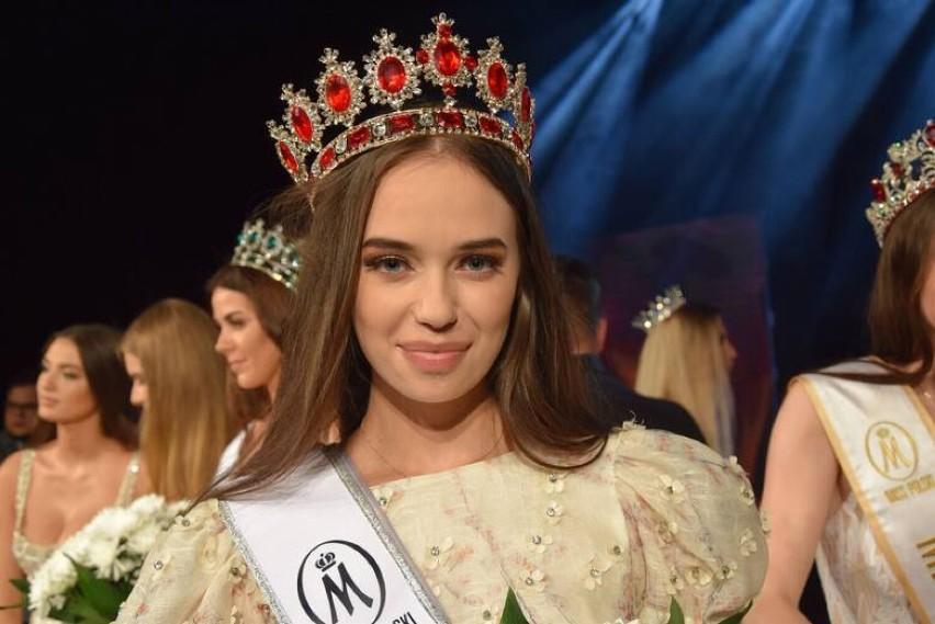 Nikola Bogucka zdobyła tytuł Miss Foto Ziemi Lubuskiej i Miss Zielonej Góry 2021