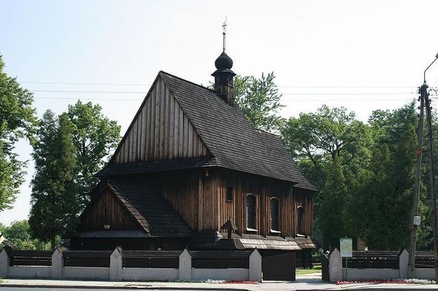 Drewniany kościół św. Walentego