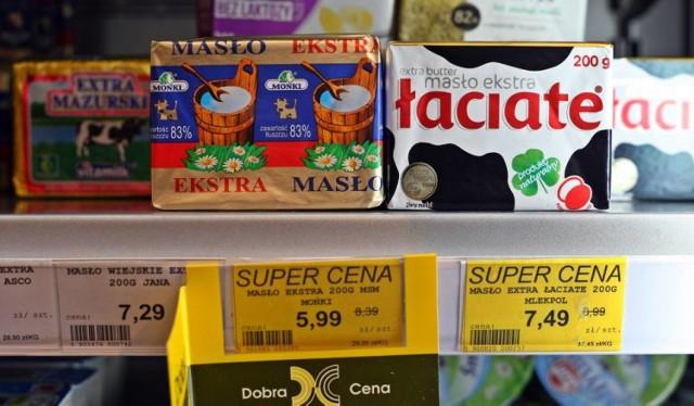 Ceny masła pójdą ostro w górę!