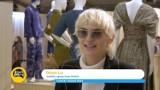 """Oliwia Lis opowiada o Paris Fashion Week w materiale """"Dzień Dobry TVN"""". Modelka pochodząca z Rawicza w najnowszej kolekcji Balenciagi"""