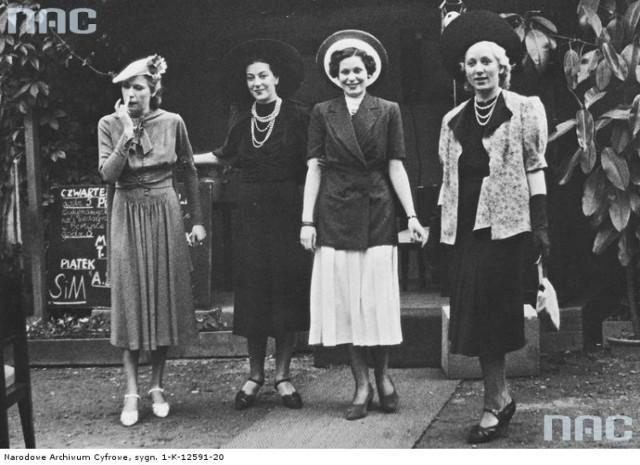 Moda warszawska kilkadziesiąt lat temu. Tak wyglądały kiedyś warszawianki!
