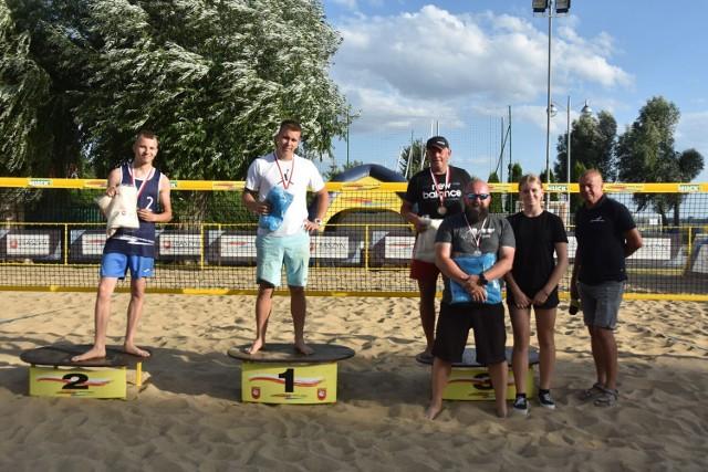 Turniej tenisa plażowego. Święto Jeziora w Zbąszyniu - 31.07.2021